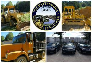 AUCTION | City of Chattanooga and Equipment | SoldonCompass.com