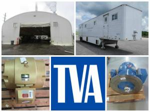 AUCTION | TVA Industrial Store | Online Bidding | SoldonCompass.com