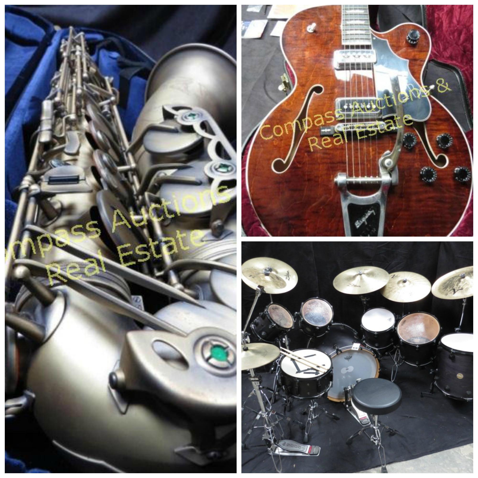 AUCTION | Music & Sound Equipment | SoldonCompass.com