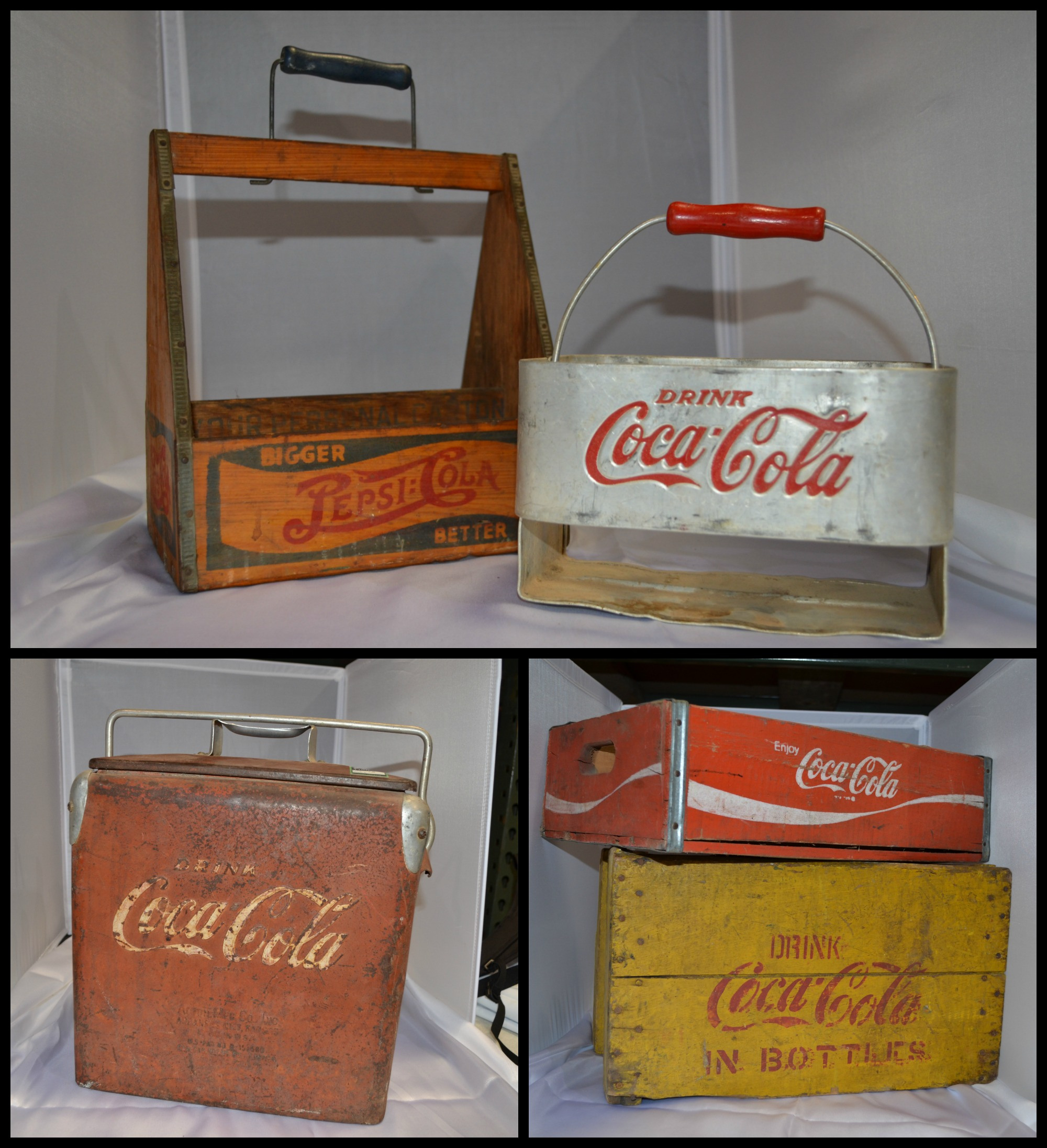 coca cola antiques memorabilia collectibles