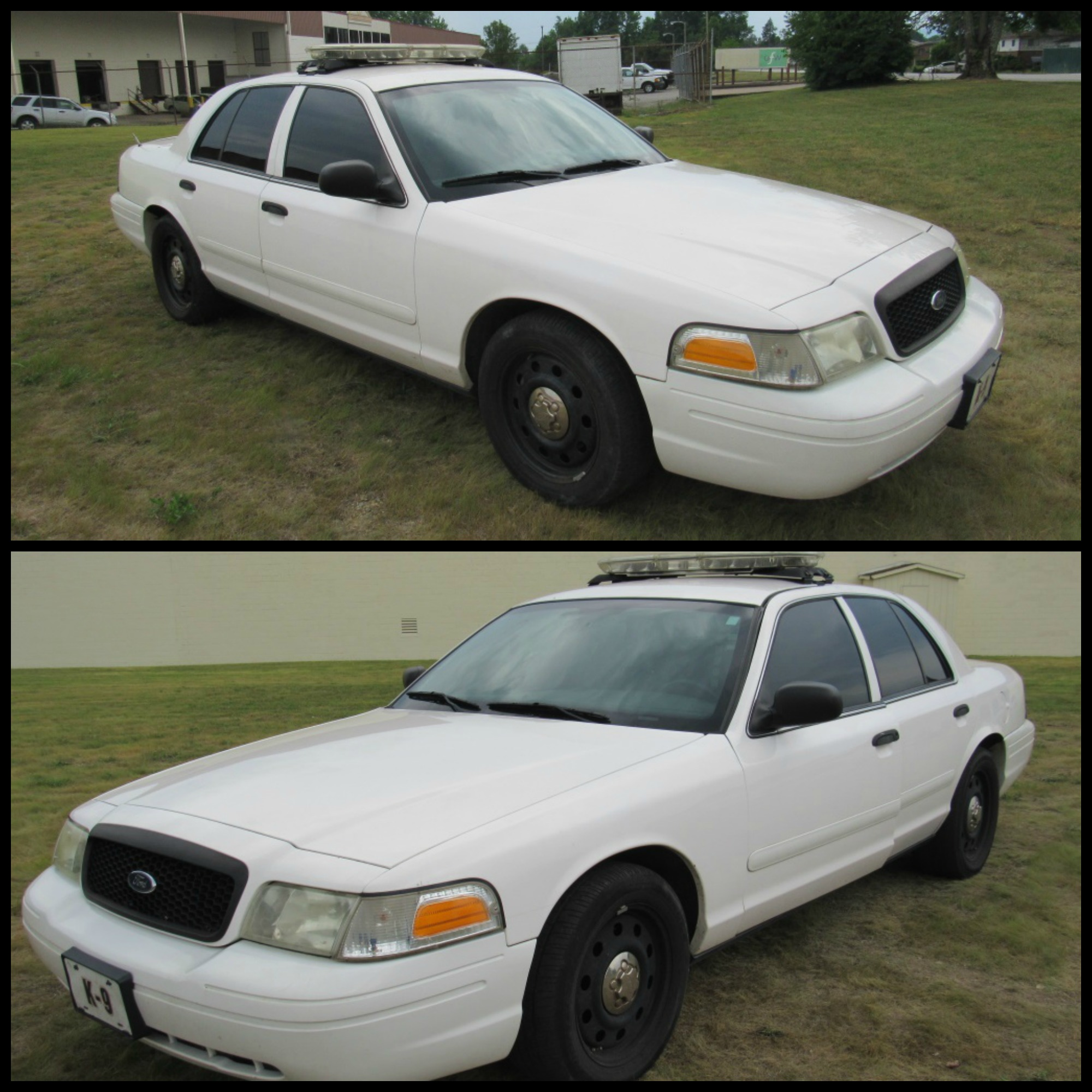 City of Chattanooga Police Vehicle Auction