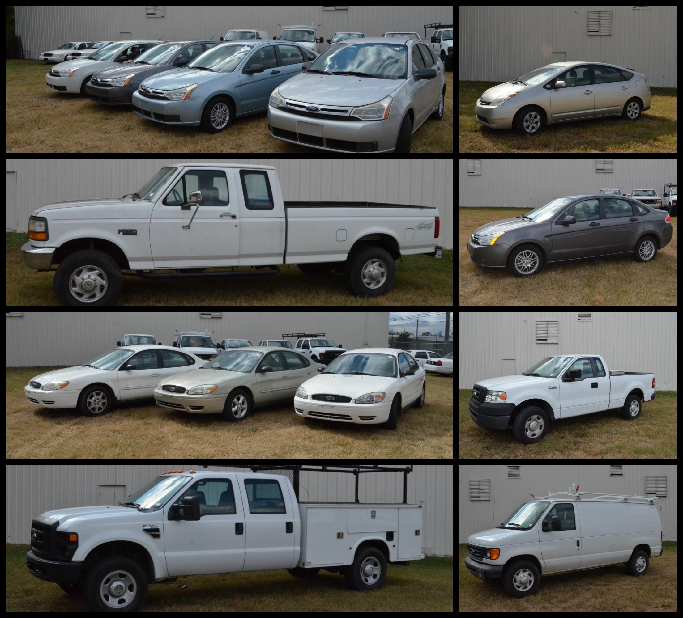 November SIPP Auction Vehicles Government Surplus