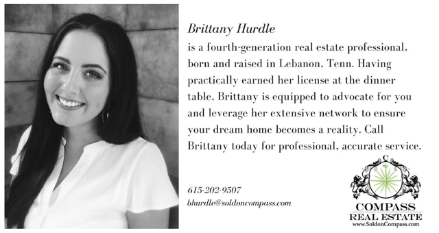 Team Compass Auctions Real Estate Brittany Hurdle
