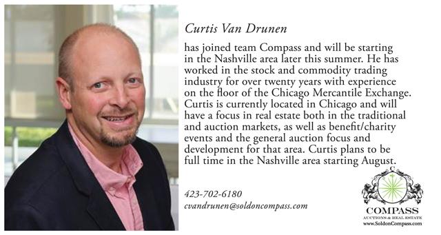 Team Compass Auctions Real Estate Curtis Van Drunen