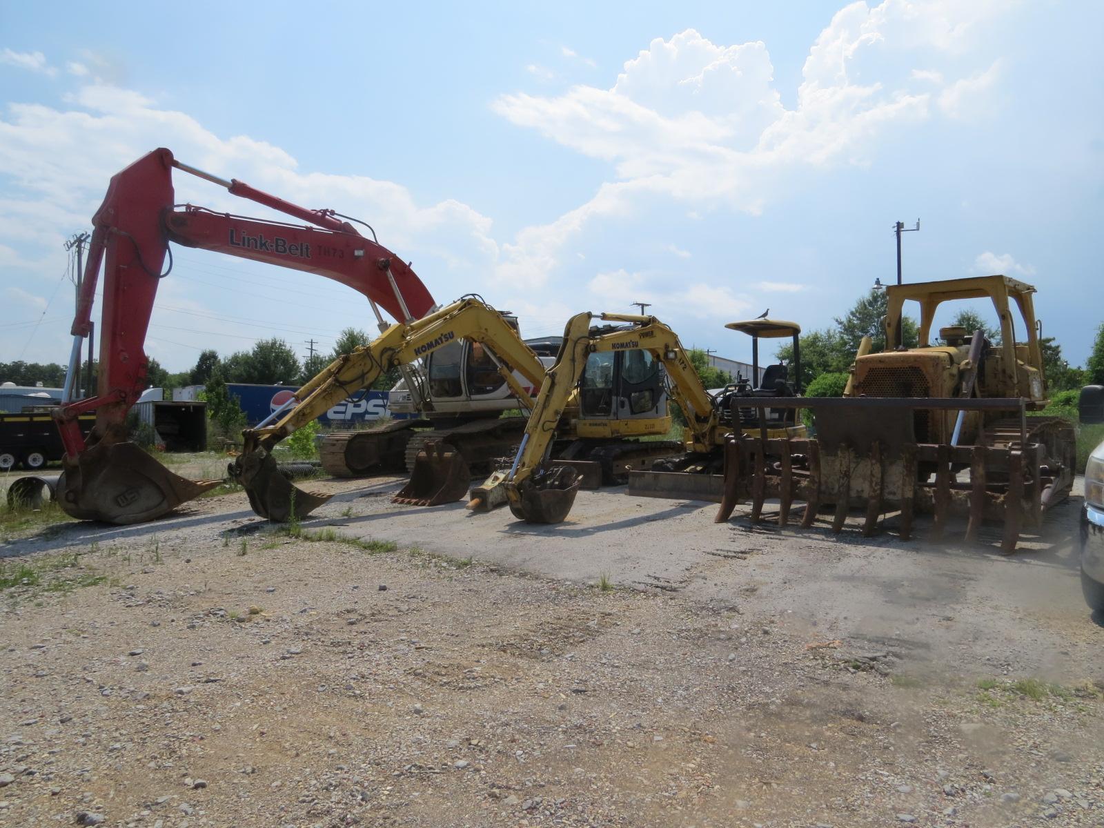 Stein Construction liquidation auction August 30 2017