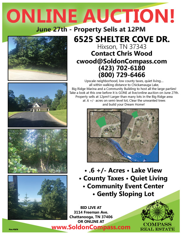 6525 Shelter Cove Dr Hixson TN 37343