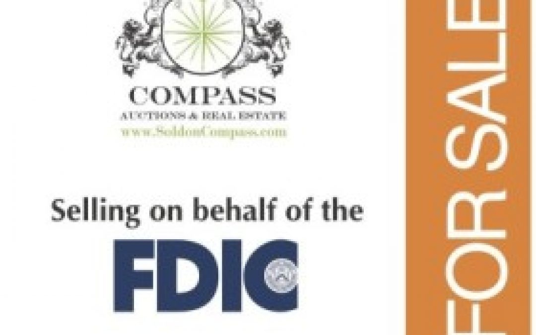 COMPASS AUCTIONS & REAL ESTATE AWARDED FDIC CONTRACT TOTALING NEARLY $30 MILLION