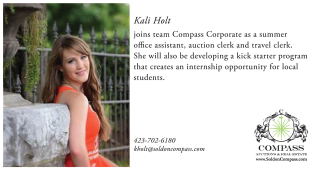 Team Compass Auctions Real Estate Kali Holt