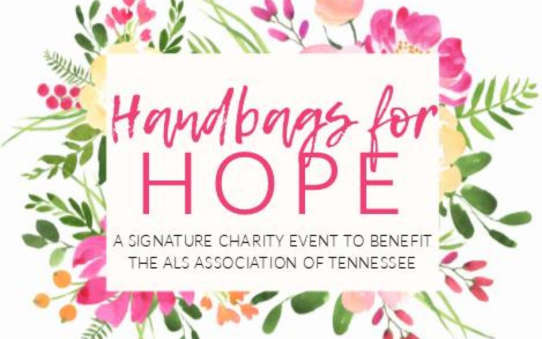Compass Auctions to Provide Auction Services for ALS Handbags for Hope Event