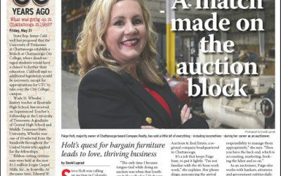 Hamilton County Herald – A match made on the auction block
