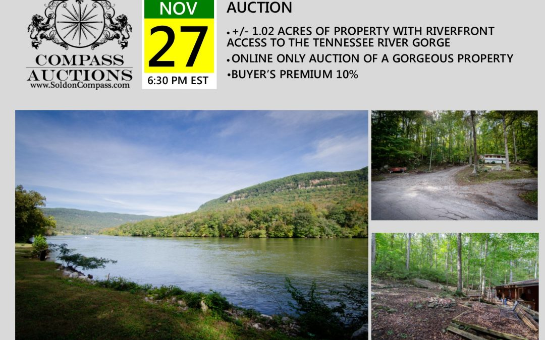 Riverfront Property – River Canyon Rd