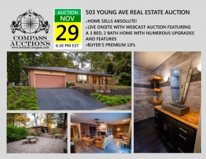 absolute auction real estate chattanooga tn november auction compass