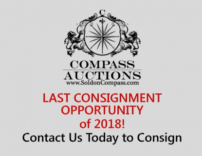 2018 final auction consignment opportunity