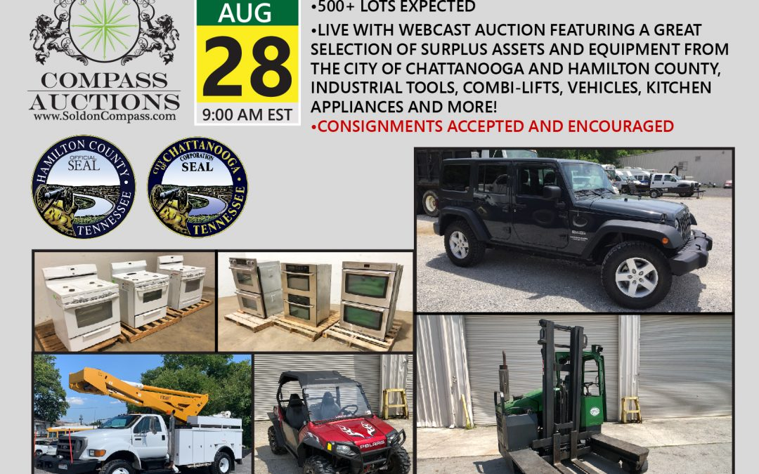 August Monthly Auction – Day 1