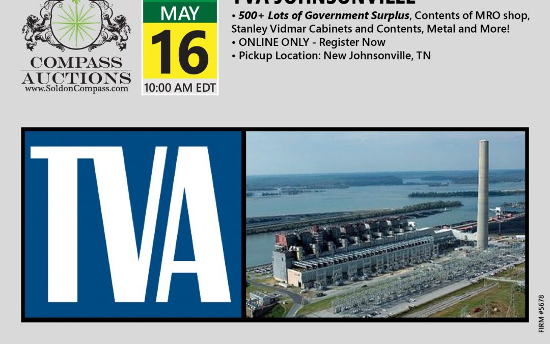 TVA Johnsonville – Government Plant Surplus