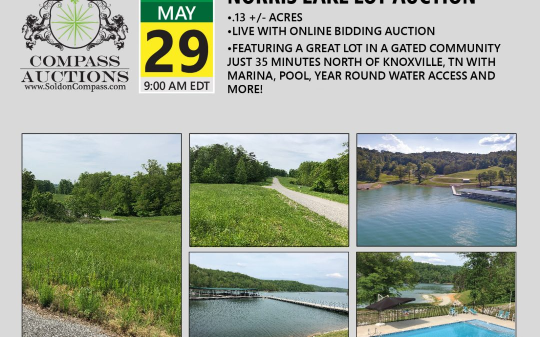 Norris Lake Lot Auction