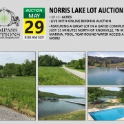 Norris Lake Vacant Lot Auction May 2019 Powell Water Access Marina Pool