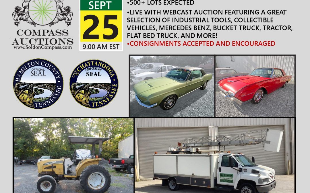 September Monthly Auction – Day 1