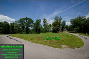 Clearwater Cove on Norris Lake – Lot # 625