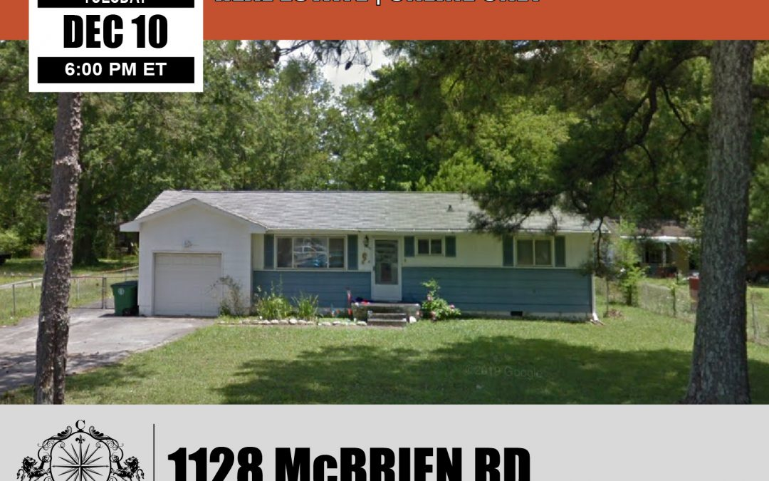 1128 McBrien Rd Chattanooga Real Estate Auction
