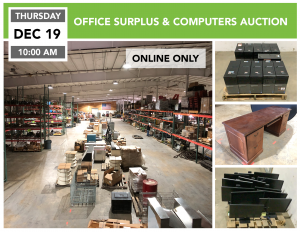 December Compass Auctions Day 2 Online Only