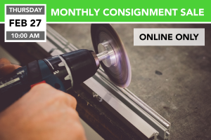 February Day 2 Monthly Consignment Sale