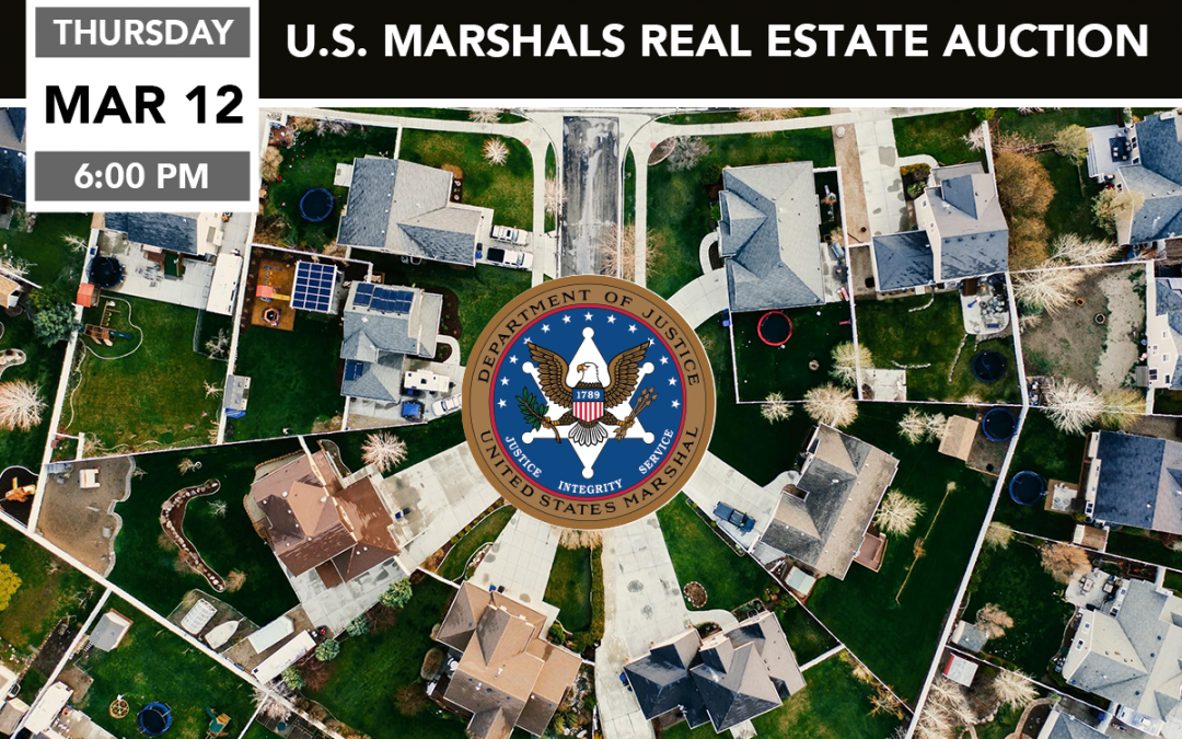 U.S. Marshals Real Estate Auction