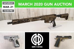 MARCH 2020 GUN AUCTION 3/21/2020