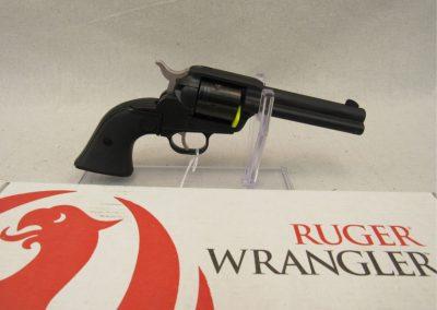 Ruger Wrangler .22LR