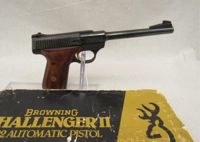 Browning Challenger II .22LR