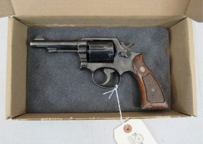 Smith & Wesson 10-5 .38 Special