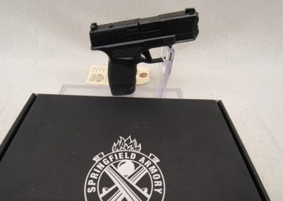 Springfield Hellcat 9mm
