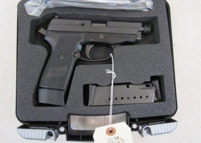 Sig Sauer P239 Tactical 9mm