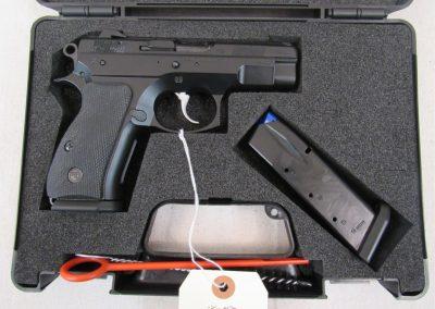 CZ 75 D Compact 9mm