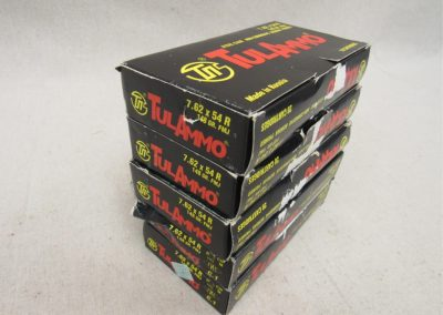 (qty - 100) Rounds of 7.62 Ammo