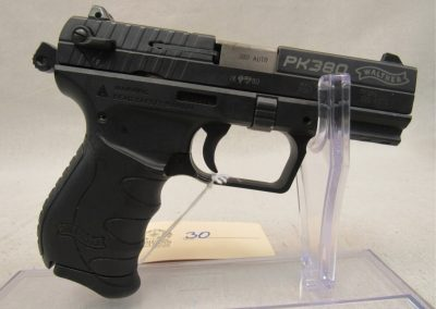 walther pk380 .380 auto