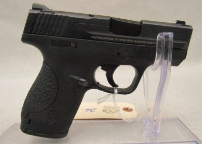 smith & wesson m&p 9 9mm