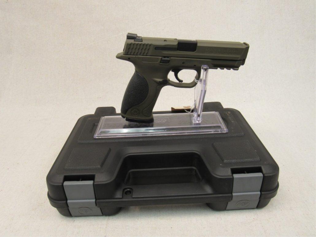 Smith & Wesson Model – M&P 40