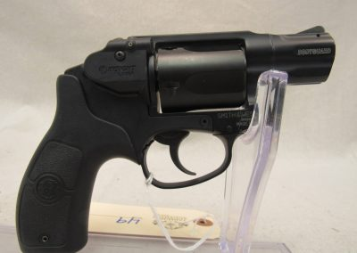 smith & wesson bodyguard .38 special +p