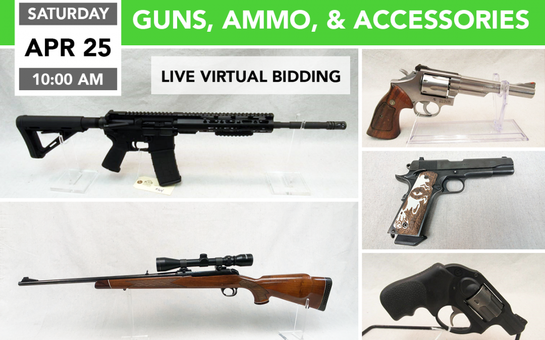 Guns Ammo & Accessories