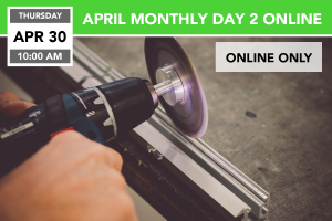 April Monthly Day 2 Online Auction 4-30-2020