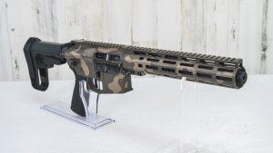 Dawn of Defense Gun