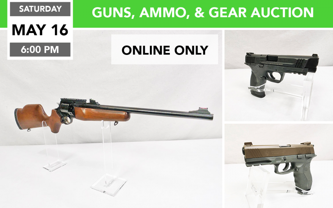 Guns, Ammo, & Gear