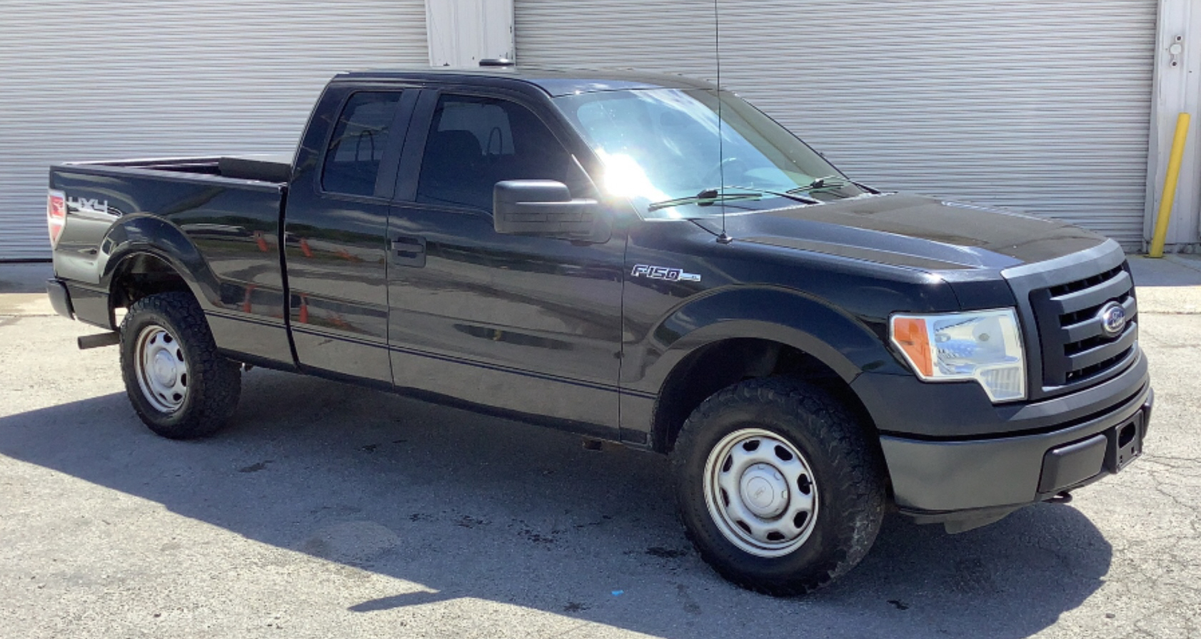 2011 Ford F-150 SuperCab 4WD