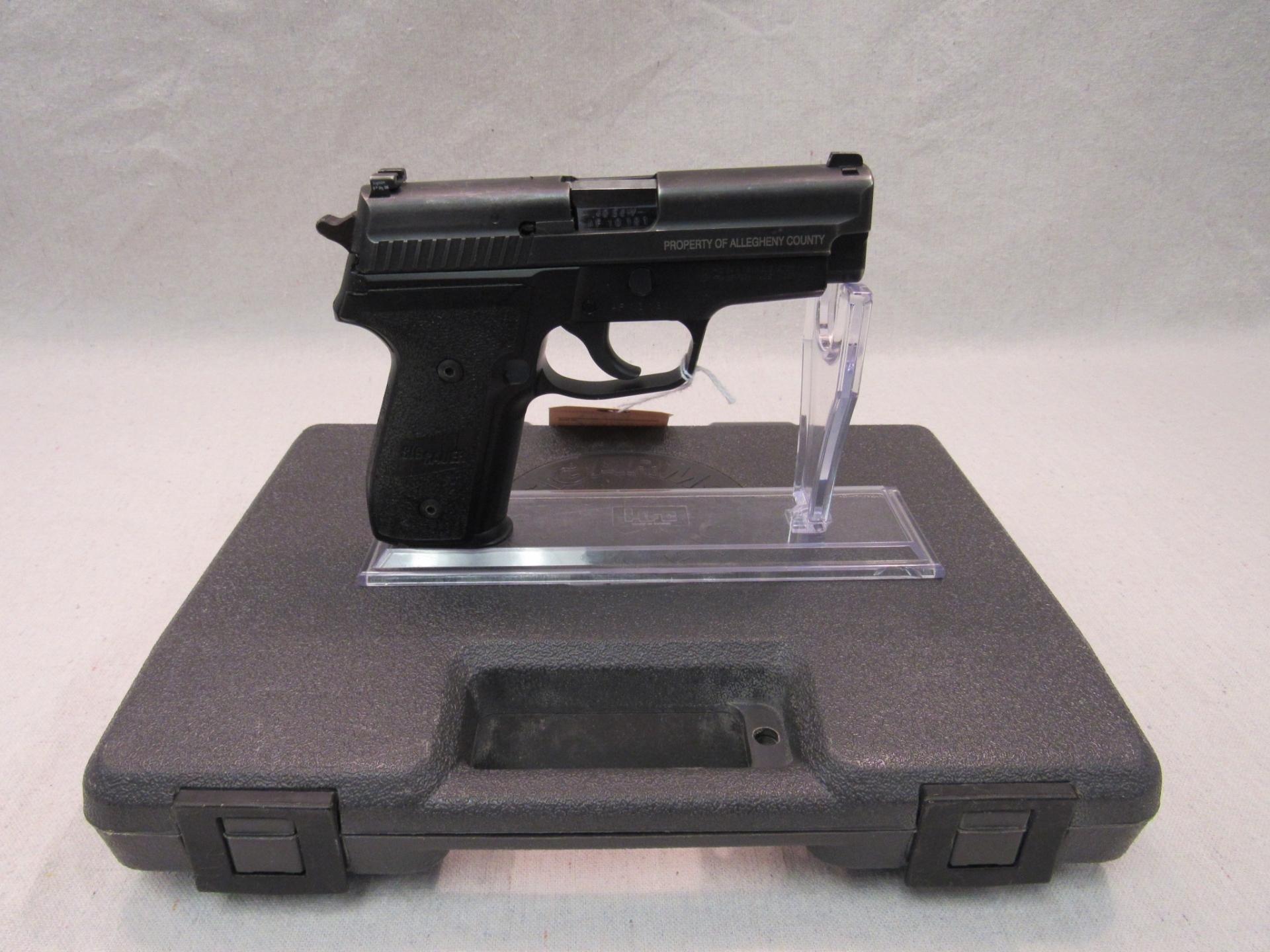 Guns, Ammo, & Gear Auction sig-sauer-p229