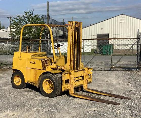 Yale 6,000 lb Forklift