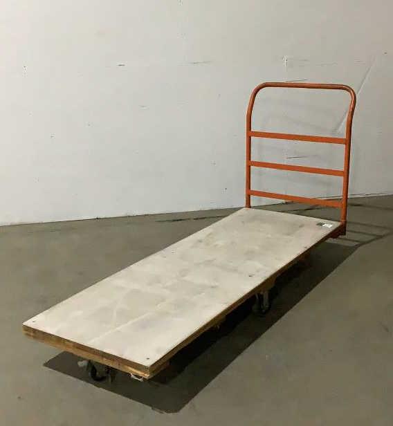 """84"""" Flat Cart"""