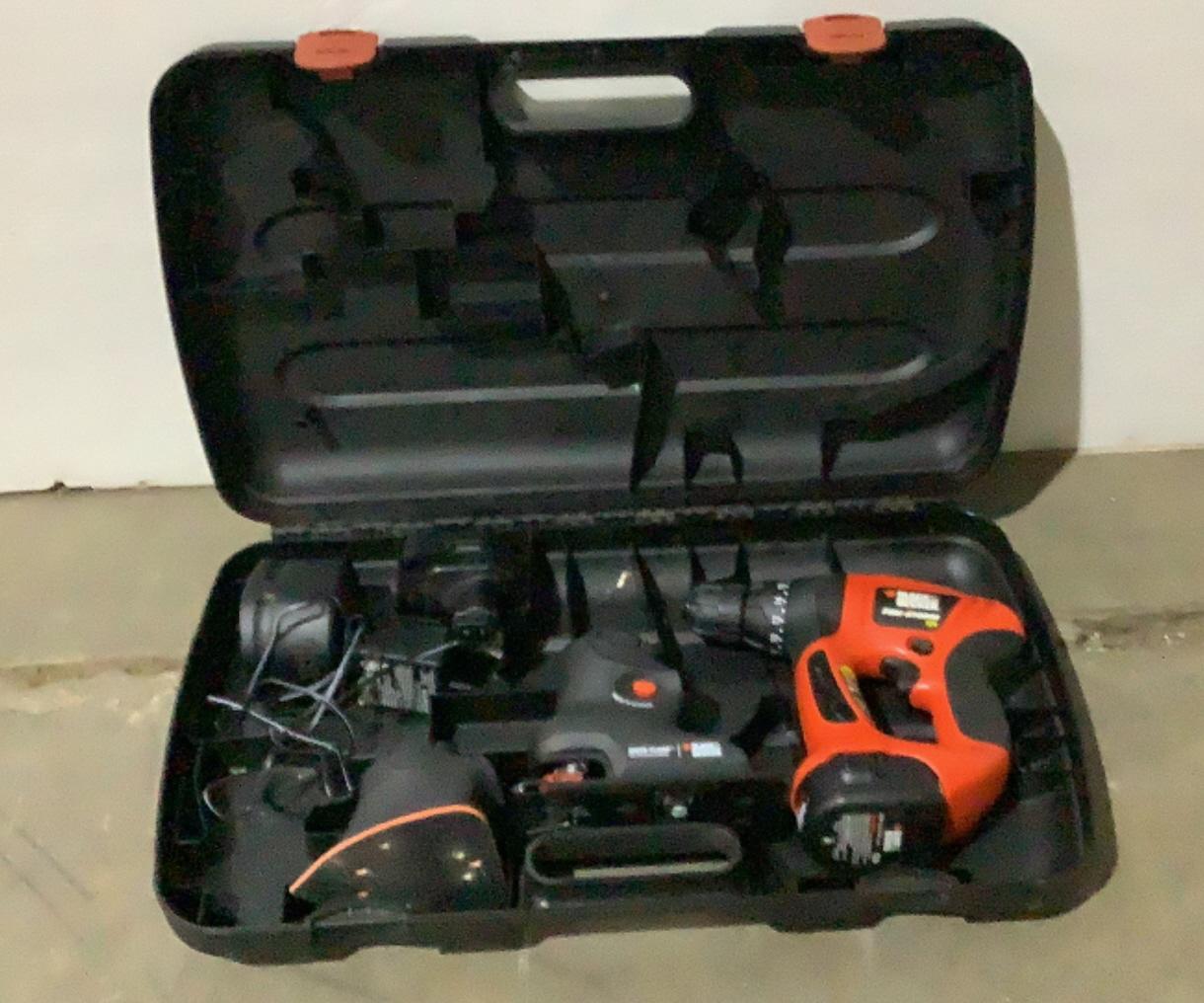 Black & Decker 12V Tool Kit