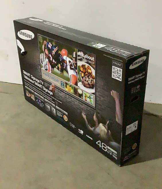 "*NEW* 48"" Samsung Smart Signage TV"