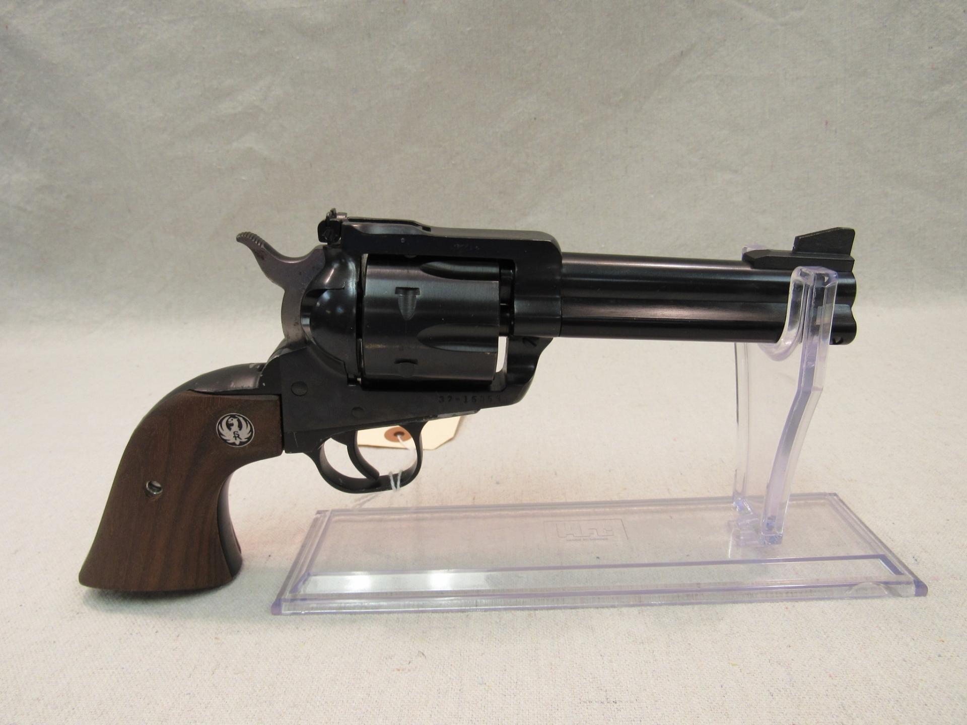 Guns, Ammo, & Gear Auction Ruger